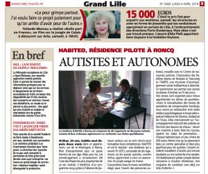 Autistes et autonomes
